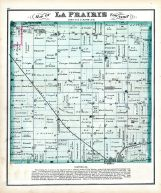 La Prairie Township, Rock County 1873